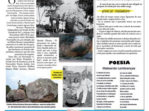 As rochas que deram nome ao antigo distrito de Porto Alegre