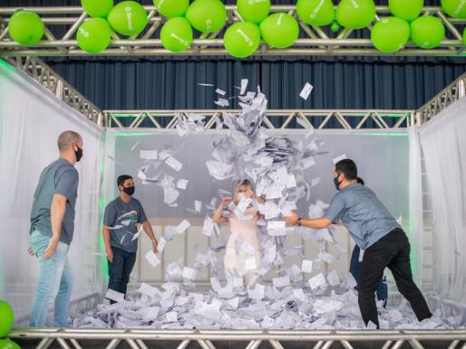 Promoção Poupe & Ganhe com o Sicredi inicia na Centro Leste RS