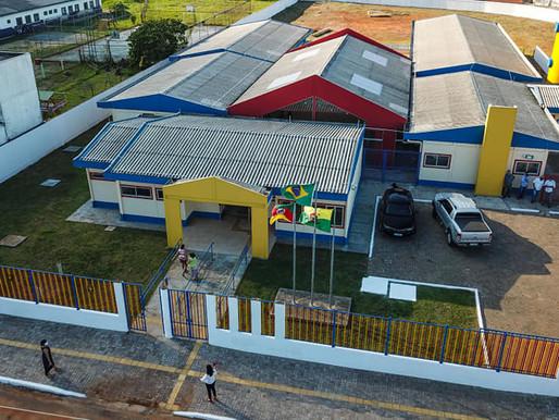 Guaíba busca retomar obras de  três EMEis