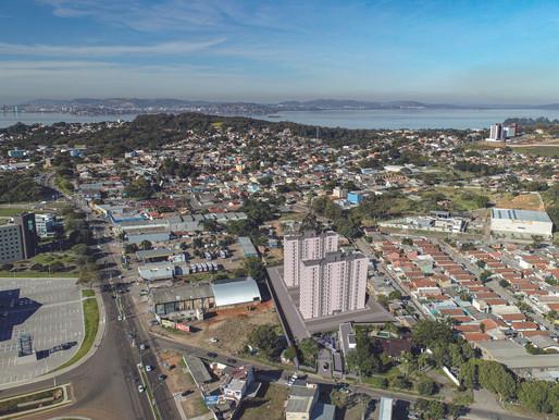 Guaíba terá condomínio de duas torres com 13 andares
