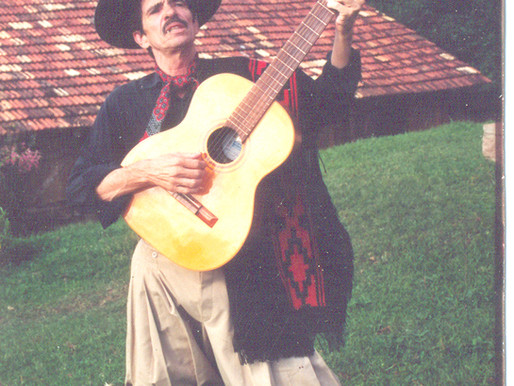 Nove anos da morte  de José Cláudio Machado