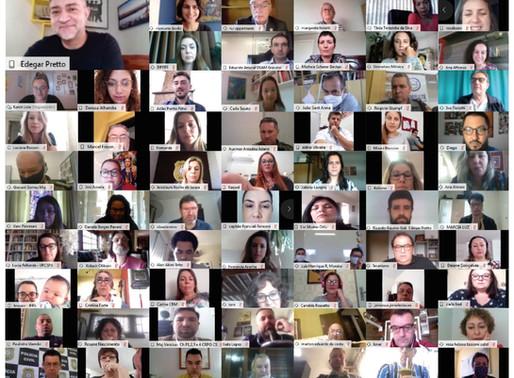 Campanha Máscara Roxa é lançadana região Metropolitana