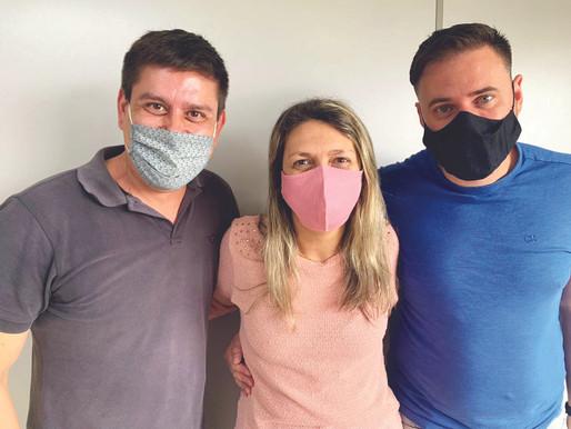 CREA-RS empossa inspetores de Guaíba