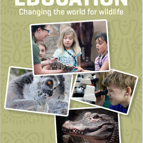 Education Brochure cover