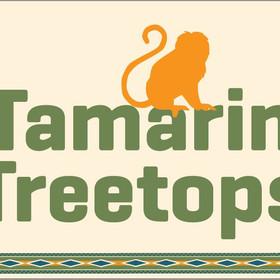 Tamarin Treetop entry sign