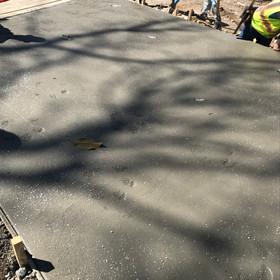 Hippo concrete tracks