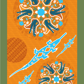 Hall tapestry