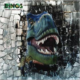 T-rex photo op