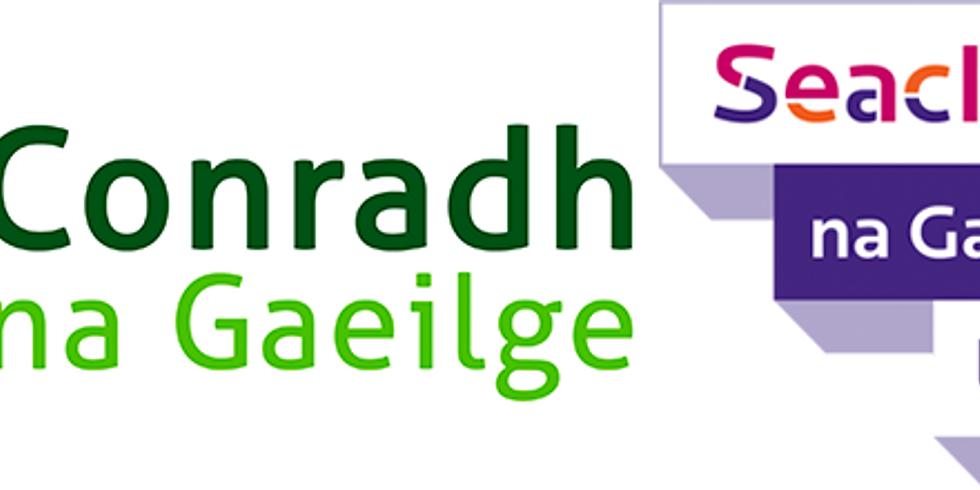 Seachtain na Gaeilge, 1st - 17th March 2021.
