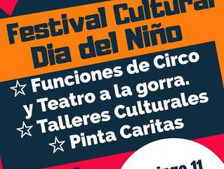 Festival Cultural Dia del Niño