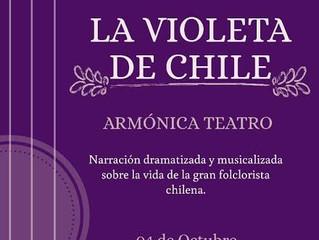 La Violeta de Chile