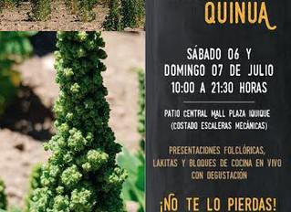Día Internacional del Consumo de la Quinua