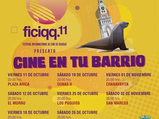 Festival Internacional de Cine de Iquique FICIQQ 2019