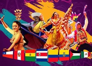 VI Festival folklórico internacional Nuestras Raíces 2020