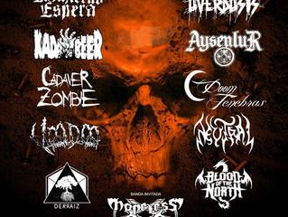 Tarapacá Metal Fest vol 1