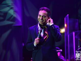 Cristian Castro se presentó en Iquique