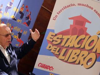Ampliación Convocatoria Estación del Libro para Escritores y Editoriales