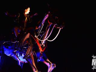 Cavall de Ferro en Iquique
