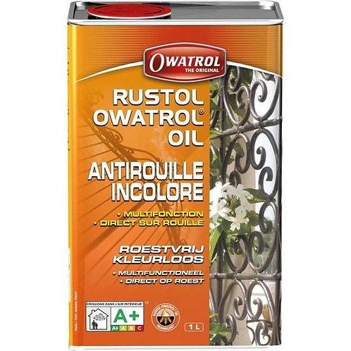 Ateleir GCHCR-Anti-rouille Rustol - incolore - 1 L