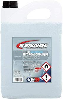 Ateleir GCHCR-Kennol - Solution Hydroalcoolique bidon 5 Litres - Désinfection de