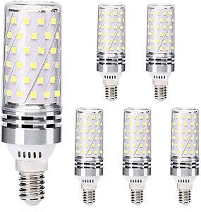 GCHCR-E14 LED Ampoule 9W Équivalent à 100W Halogène Blanc Froid