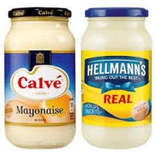Hellmann's, veau, mayonnaise heinz