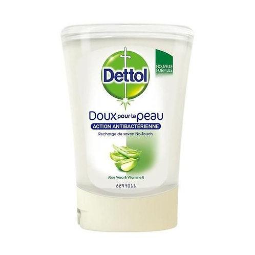 Ateleir GCHCR-DETTOL Recharge de Savon Touch - Aloe Vera - 250 ml