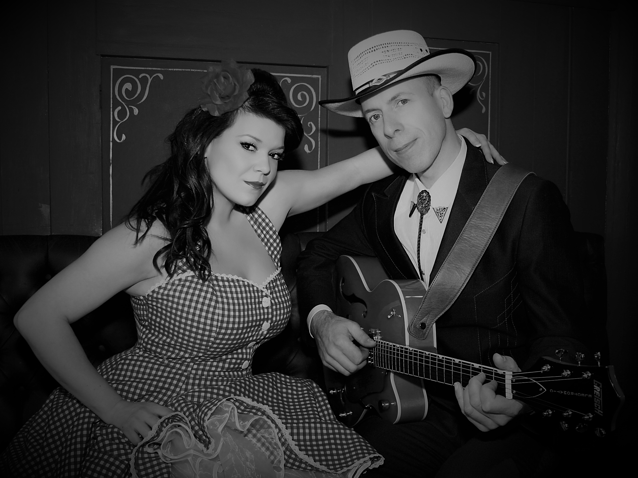 Adam & Hayley - 'Country Roadshow'