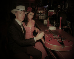 Adam & Hayley - Honky Tonk Bar