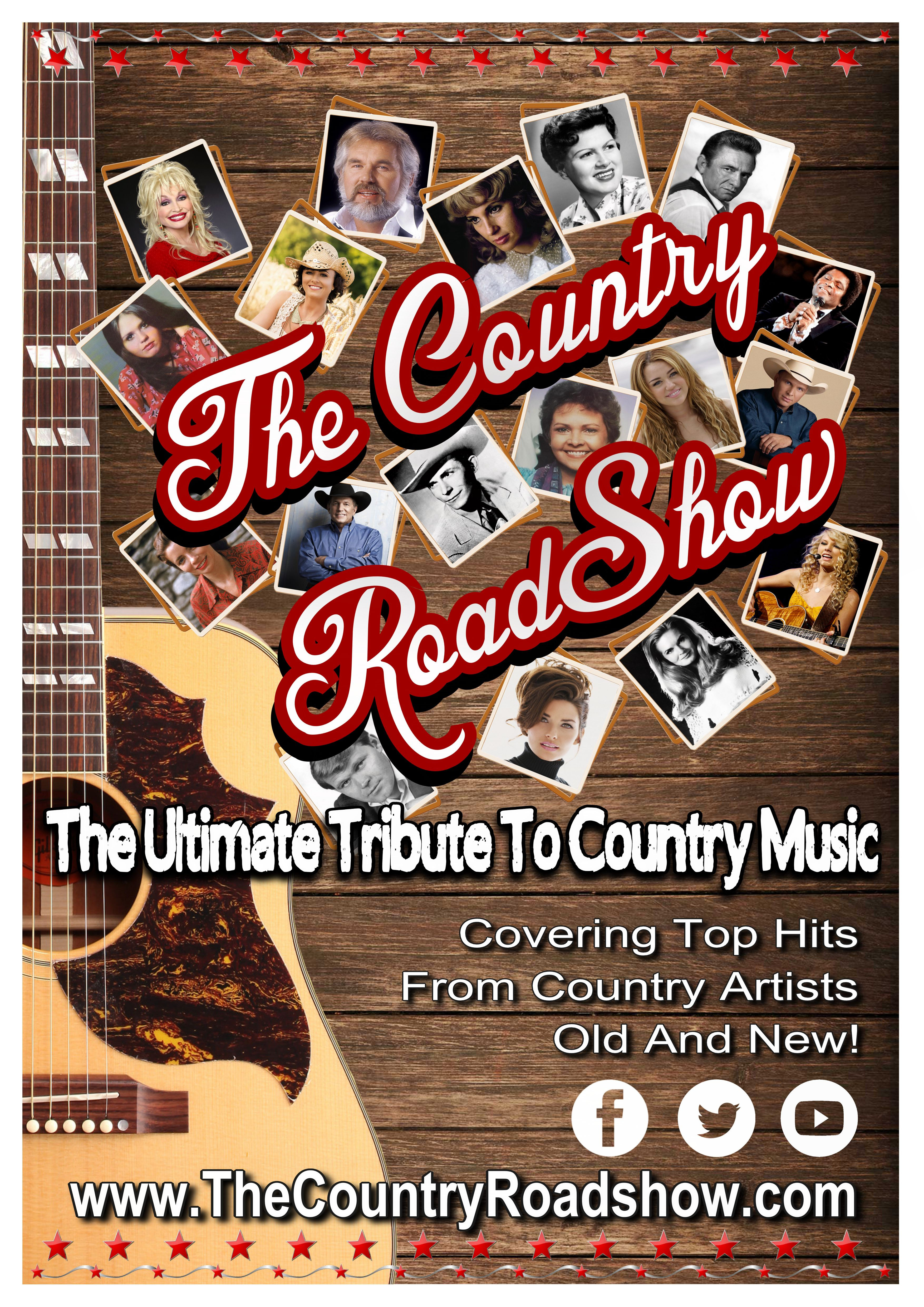 The Country Roadshow Flyer
