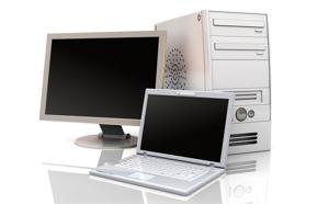 Windows PC Desktops & Laptops Computer Repair Services