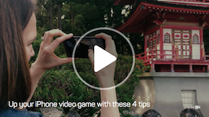 7 Easy Tips To Make Your iPhone Videos Look Pro