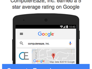 ComputerEaze 5 Star Rated