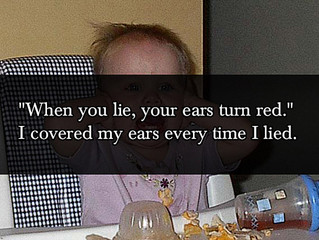 Lies Parents Tell Kids