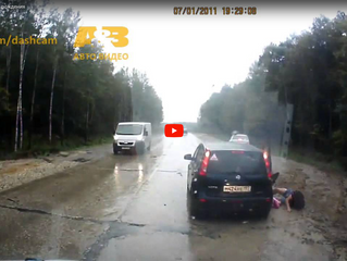 Why Russian Have Dashboard Cams