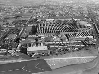 WWII Hidden Lockheed Plant