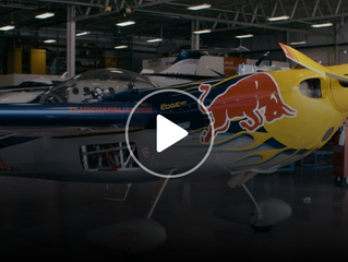 Red Bull Acrobatic Flight