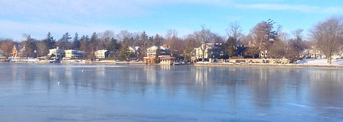 Beautiful Skaneateles Lake