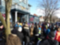 Run Walk Chair Lion Tom Bersani gets things going.JPG