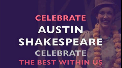 Celebrate Austin Shakespeare 2019