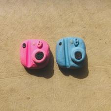 Polaroid Camera Keychain/Charm - €3.00