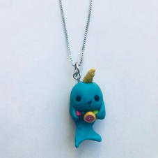 Narwhal Necklace - €12.00
