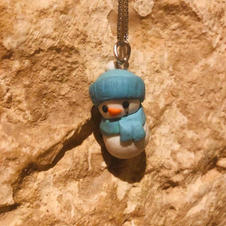Snowman Necklace - €12.00