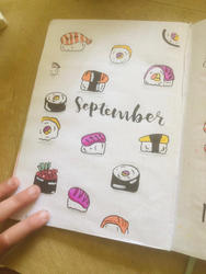 September cover page