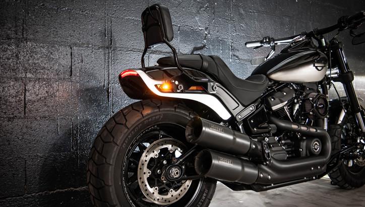 Harley-Davidson Fat Bob 2017
