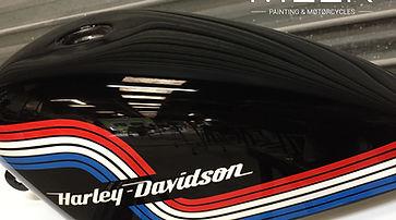 AMF custom harley davidson