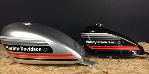 reservoir sportster 12L custom