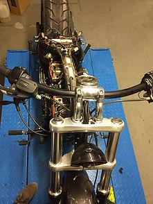 preparation moto