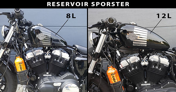 reservoir 12L sporster Harley-Davidson