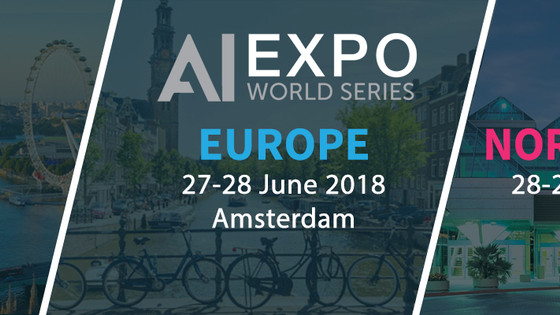 The AI Expo World Series 2018